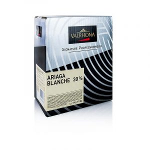 Ciocolata Ariaga White 30%