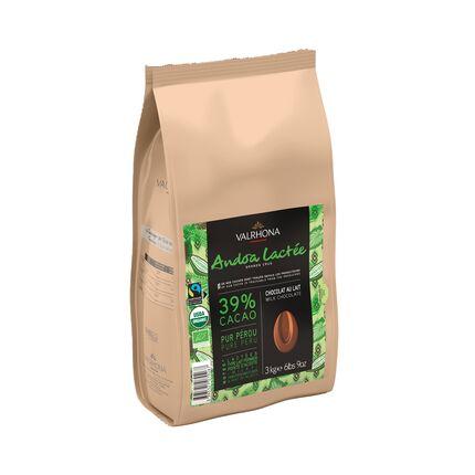Ciocolata Andoa Milk 39%