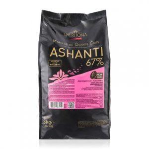 Ciocolata Ashanti 67%