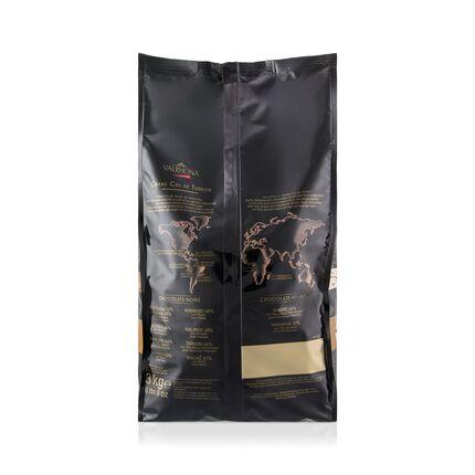 Ciocolata Bahibe 46% granule 3 kg