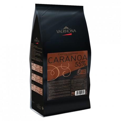 Ciocolata Caranoa 55%