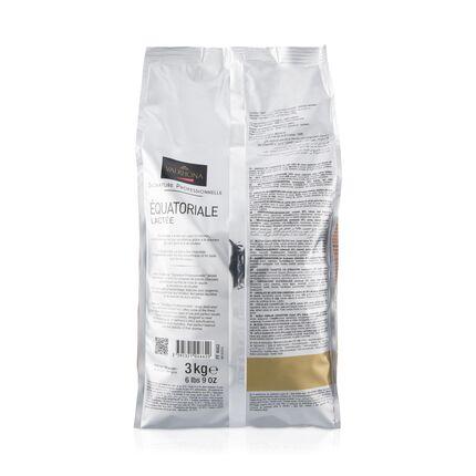 Ciocolata Equatoriale Milk 35%
