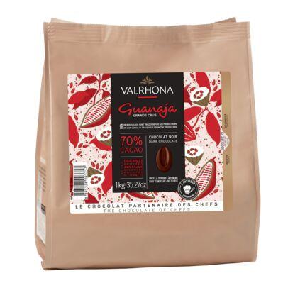 Ciocolata Guanaja 70% granule 1 kg