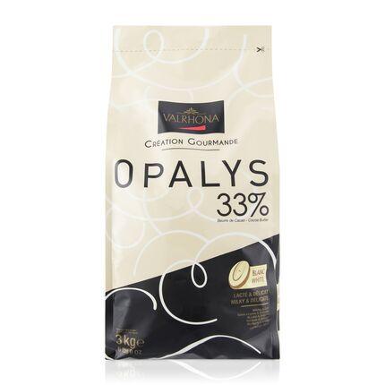 Ciocolata Opalys 33%