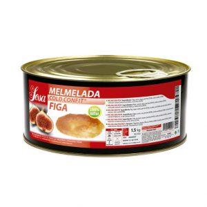 Gem dulce concentrat de smochine (1,5 kg), Sosa