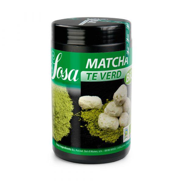 Pudra de ceai organic A matcha, Sosa