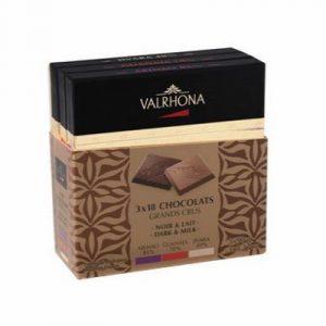 3x18 ciocolate Grand Crus