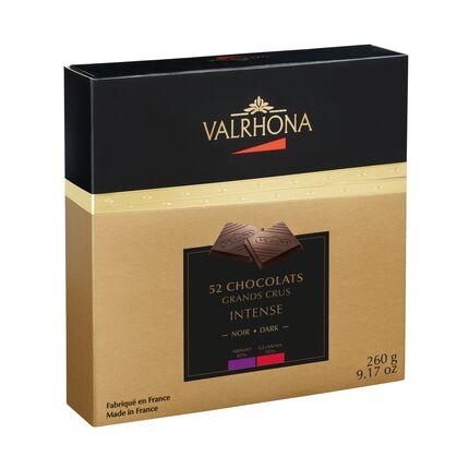 52 ciocolate Grand 2 Crus Intense Cutie de Cadou