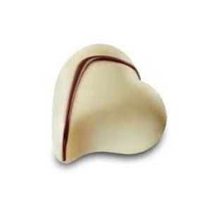 Bomboane de ciocolata inimioare Vanille