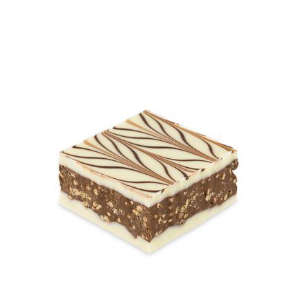 Bomboane de ciocolata Bouchee Croquantine Ivoire 30 buc