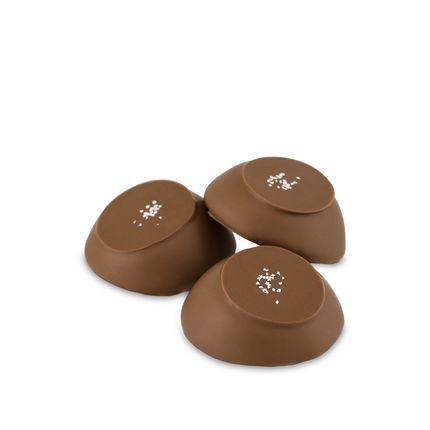 Bomboane de ciocolata Bouchee Oblique Lait 30 buc