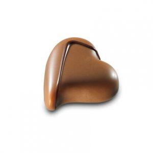 Bomboane de ciocolata inimioare Noisette