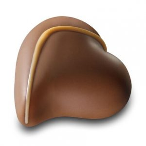 Bomboane de ciocolata inimioare Passion