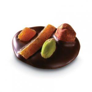 Bomboane de ciocolata Mediterraneen Noir
