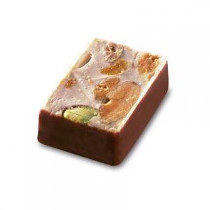Bomboane de ciocolata Nougat