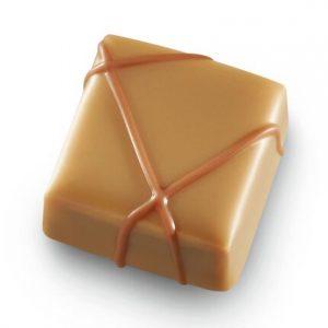 Bomboane de ciocolata Promesse Dulcey Caramelia