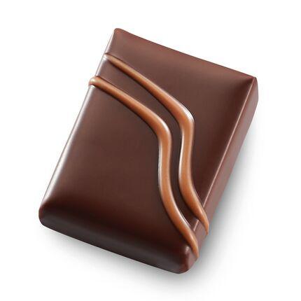 Bomboane de ciocolata Promesse Praline Crepe Dentelle