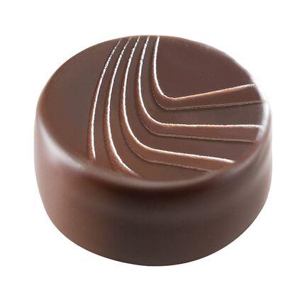 Bomboane de ciocolata Sensation Carafrutti Poire 120 buc