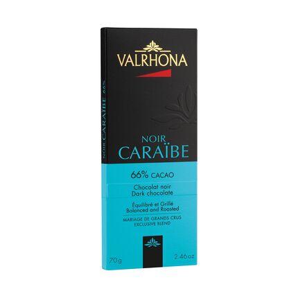 Caraibe 66% 70gr