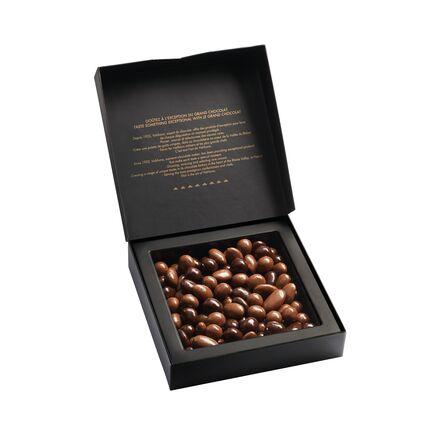 Equinoxe Dark & Milk Chocolate Cutie de Cadou 250g