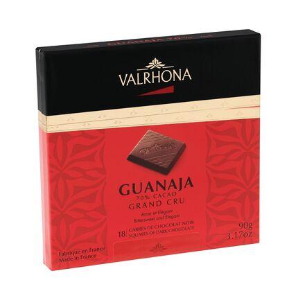 Guanaja 70% Cutie De Cadou 18 Patrate