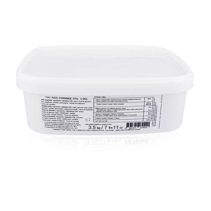 Pasta de migdale 55% 3,5kg