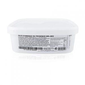 Pate D'amande Provence 50% 4kg