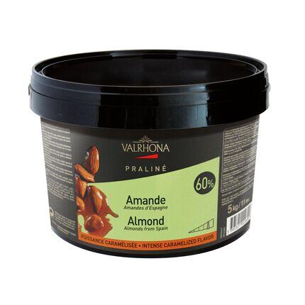 Praline Migdal 60% Caramelise 5kg