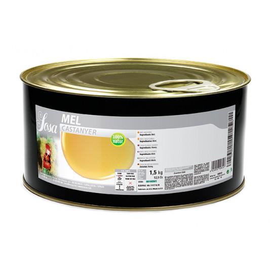 Miere de castane (1,5 kg), Sosa