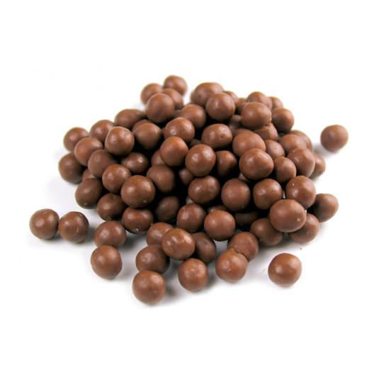Mini perle de orez pufos cu ciocolata cu lapte (1kg), Sosa