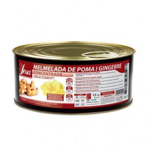Dulceata concentrata de mere si ghimbir (1,5 kg), Sosa
