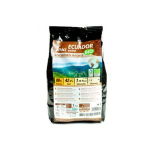 Ecuador extra 80% cuvertura intunecata organica, Sosa