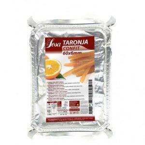 Felii de portocale 60x6mm COLDCONFIT® (1.9kg), Sosa