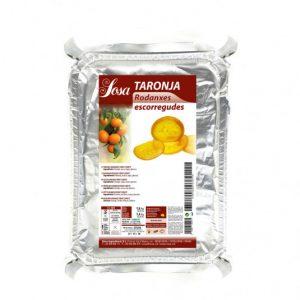 Felii de portocale COLDCONFIT® drenate (3,5 kg), Sosa