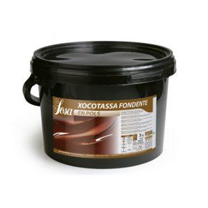 Fondente xocotassa (3kg), Sosa