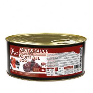 Fructe salbatice 5x5mm Fructe si sos (1,5 kg), Sosa