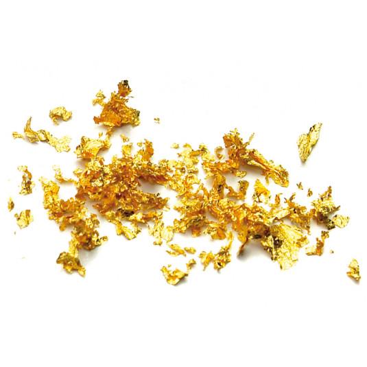 Fulgi de aur (1g), Orogourmet