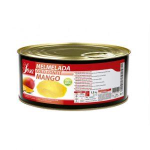 Gem de mango concentrat (1,5 kg), Sosa