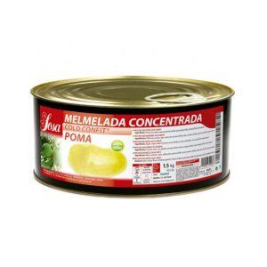 Gem de mere concentrat (1,5 kg), Sosa
