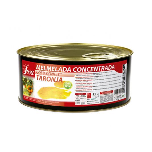 Gem de portocale concentrat (1,5 kg), Sosa