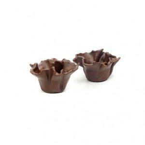 Mini lalea acoperita cu ciocolata (60x35), Sosa
