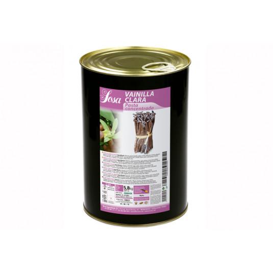 Pasta concentrata de vanilie light (5,80 kg), Sosa