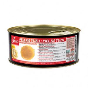 Pasta de coaja Yuzu COLDCONFIT® (1,5 kg), Sosa