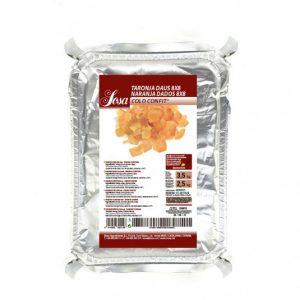 Portocale bucati 8x8 COLDCONFIT® (3,5 kg), Sosa