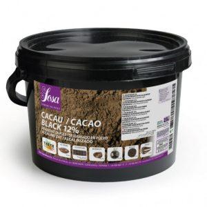 Pudra de cacao 12% Black (2.5kg), Sosa