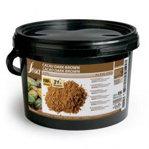 Pudra de cacao 12% Dark Brown, Sosa