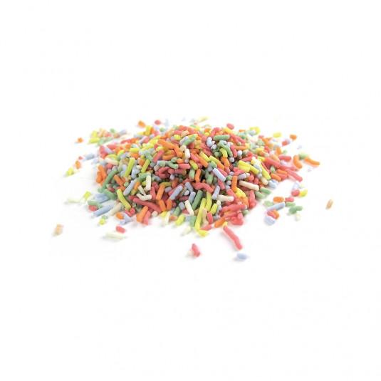 Rainbow chocolate sprinkles (1kg), Sosa