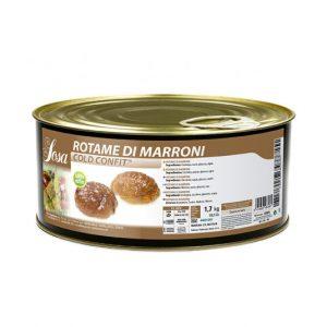 Rotame di Marroni COLD CONFIT® (1.7kg), Sosa