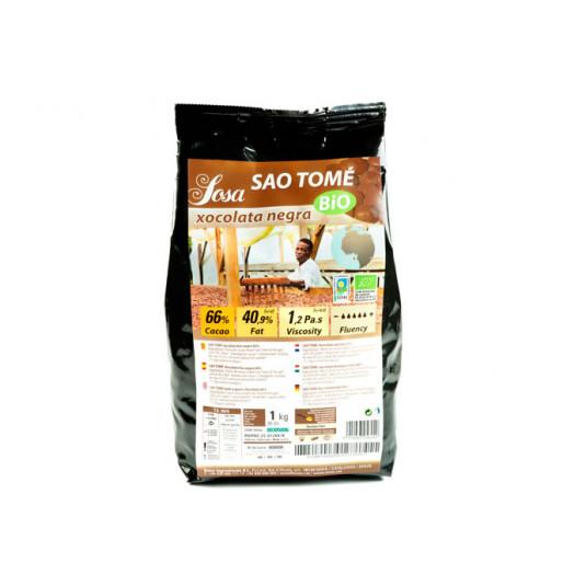 Sao Tome 66% cuvertura intunecata organica, Sosa