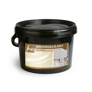 White xocotassa (3kg), Sosa